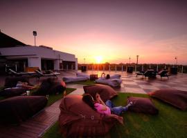 巴厘岛金巴兰斯特萨酒店