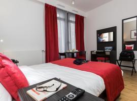 巴黎蒙马特城市奥德利公寓式酒店