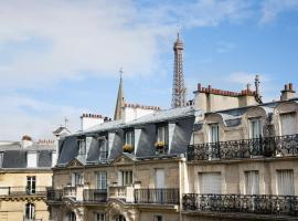 欧洲巴黎埃菲尔酒店