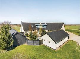 Four-Bedroom Holiday Home in Spottrup
