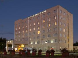 地亚哥德阿尔马格罗洛马斯尔德酒店
