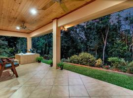 斯普林斯热带雨林木屋