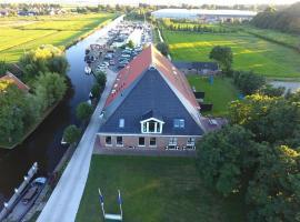 Vakantieboerderij Sneek,位于斯内克的酒店