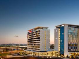 布里斯班机场普尔曼酒店