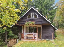 Two-Bedroom Holiday Home in Moldava-Nove Mesto