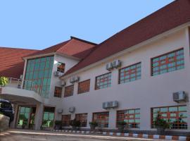 The Fabs Hotel Zaria, Zaria (Igabi附近)