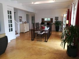 Maison d'hôte Chez Jean Francois et Dina (J.F.D), 塔那那利佛 (Alaotra-Mangoro附近)