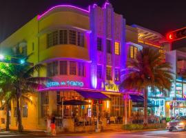 马林酒店, 迈阿密海滩
