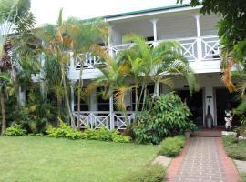 海滨旅舍, 努库阿洛法 (Eau Island附近)
