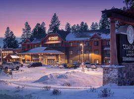 雪松溪洛奇&会议中心酒店, Columbia Falls