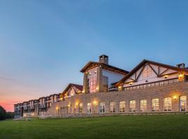 Lied Lodge & Conference Center,位于内布拉斯加城的酒店
