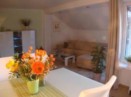 3-Zimmer-Ferienwohnung mit Terrasse
