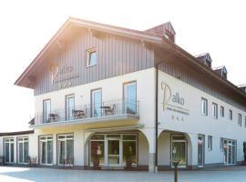 帕尔科酒店, 丁戈尔芬格
