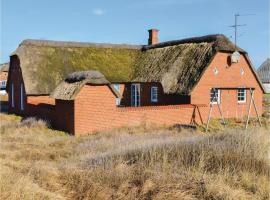 Six-Bedroom Holiday Home in Harboore