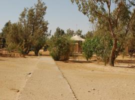 Campement Ain Essebat, 杜兹