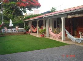 Recanto Patafa, Praia da Lagoinha