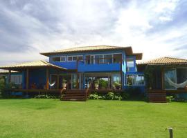 Casa Azul Maraú