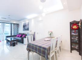 !Great for family! Huge & comfy apt at Lohas Park