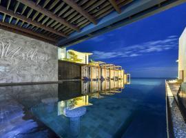 马尔代夫海滩度假酒店