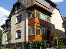 """Ferienwohnung Haus """"Anna"""""""