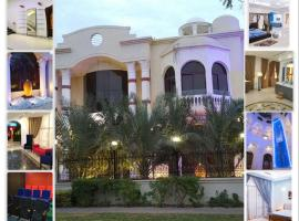 Palms Lake View Emirates Hills Luxury Villa