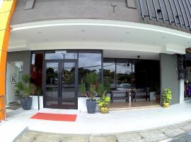 K精品酒店,位于安顺的酒店