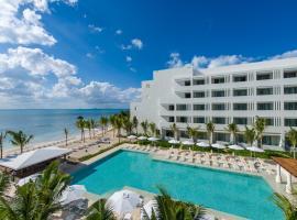 伊兹拉海滨酒店, 女人岛