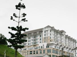 阿维伦金马仑高原酒店, 金马仑高原