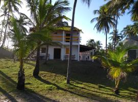 Casa Algodões Beira Mar
