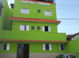 Hotel tenda 1