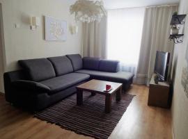 Kaktuss Apartamenti, Valmiera (Beverina附近)