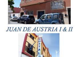 Hostales Juan de Austria I & II