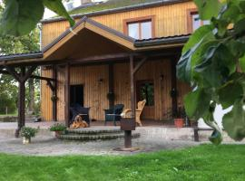 多兹纳维那斯汽车旅馆, Biksti (Jaunpils Municipality附近)