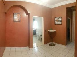 Appartement F3 Agadir RDC