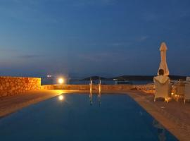 Kythira Golden Resort, Dhiakofti
