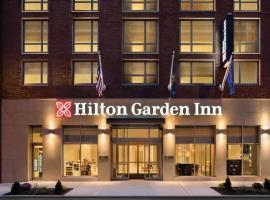 纽约时代广场南希尔顿花园酒店