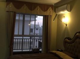 防城港金海湾笑颜酒店式家庭公寓