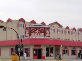 小镇山脉酒店, 怀特霍斯