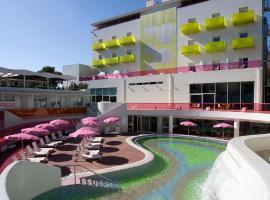 塞米勒米斯酒店