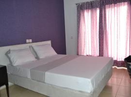 Hotel Residence Berah, Yamoussoukro (Sinfra附近)