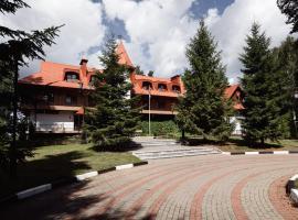 Plavno Hotel Complex, Volovaya Gora (Berezinsky Biosphere Reserve附近)