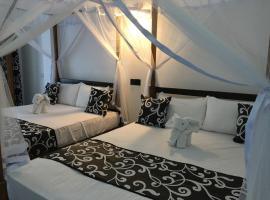 孔雀河畔酒店, 达瓦拉维