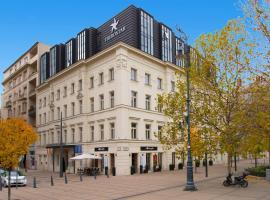 布达佩斯伊贝罗斯塔格兰德酒店