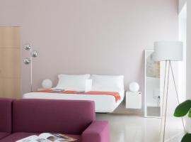 莫斯卡瓦布雷拉公寓,位于米兰的公寓