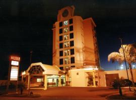 乌贝兰迪亚卡尔顿广场酒店
