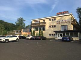 阿姆罗斯贝格酒店, Altenahr