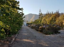 Cabañas en el Valle de Elqui Parcela 6