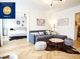 城市风格宽敞公寓