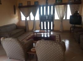 Homeita Lodge, Akropong (New Juaben附近)