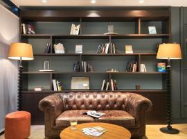 快乐文化贝西图书馆酒店
